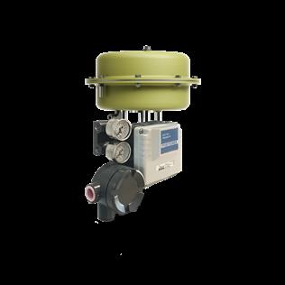 Clorius Series S Pneumatic Actuator