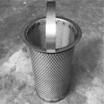 Strainer Filter Element_Basket